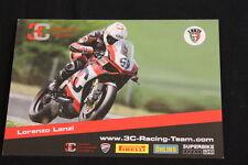 Card Ducati Panigale R 2015 #57 Lorenzo Lanzi (ITA) IDM Superbike (HW)