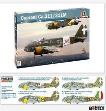 CAPRONI CA.311/311M Italeri No.1390 1/72 Model Kit Aereo Plane Nuovo New