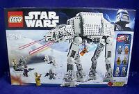 At-at Walker - Star Wars Lego 8129 Building Set 8 Minifigures 815 Pc -sealed