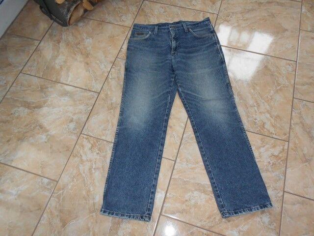 J1989 Wrangler Texas Jeans W36 L32 Mittelblau Sehr gut  | Qualitätsprodukte