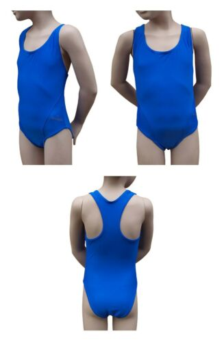 Acclaim Giamaica Ragazze Retro Sportivo Nuoto Swim Costume Lycra back to school nuovo