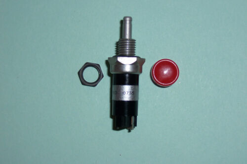 Pushbutton switch Single Pole changeover High quality new Grayhill part 46-151