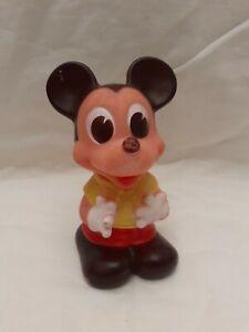 Pouet Vintage Mickey Walt Disney Productions Italy A-4 no Donald Dingo Pluto