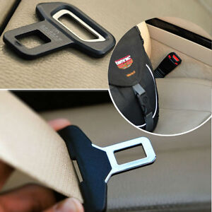 car interior safety seat belt buckle insert remove warning alarm stopper opener ebay. Black Bedroom Furniture Sets. Home Design Ideas