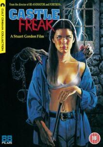 Neuf Castle Freak DVD