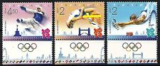 Israel 2012 Stamps THE OLYMPIC GAMES - LONDON 2012.MNH + TABS.(Very Nice).