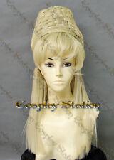 Yeoman Janice Rand Custom Made Cosplay Wig_wig469
