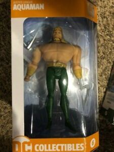 DC-Collectibles-Animated-Justice-League-JLU-Exclusive-AQUAMAN-6-034-figure-NEW
