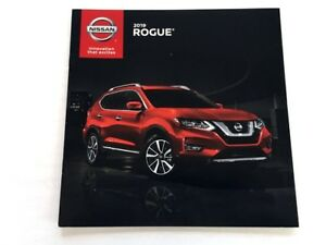 Image Is Loading 2019 Nissan Rogue 16 Page Original Car S