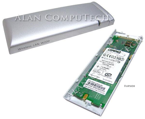 Compaq Wireless LAN W200 11Mbs Multiport 286749-021 WA1000 New Bulk