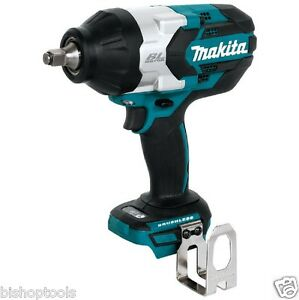 "Makita XWT08Z 1/2"" Brushless Impact Wrench LXT 18V 740 ft-lbs Forward 1180 Rever"