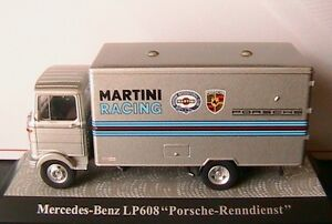 Camion Mercedes Lp608 Service de train Porsche Martini Racing Premium Classixxs 12502