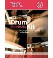 Introducing Drum Kit (Trinity Guildhall Drum Kit), G. Double - Sheet music Book