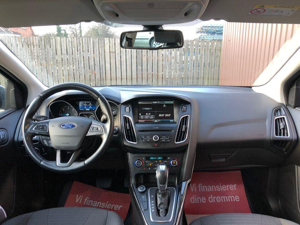 Ford Focus 2,0 TDCi 150 Titanium stc. aut. Diesel aut.