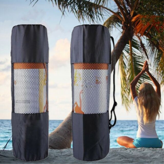 Popular Yoga Pilates Mat Mattress Case Bag Gym Fitness Exercise Workout Carrier
