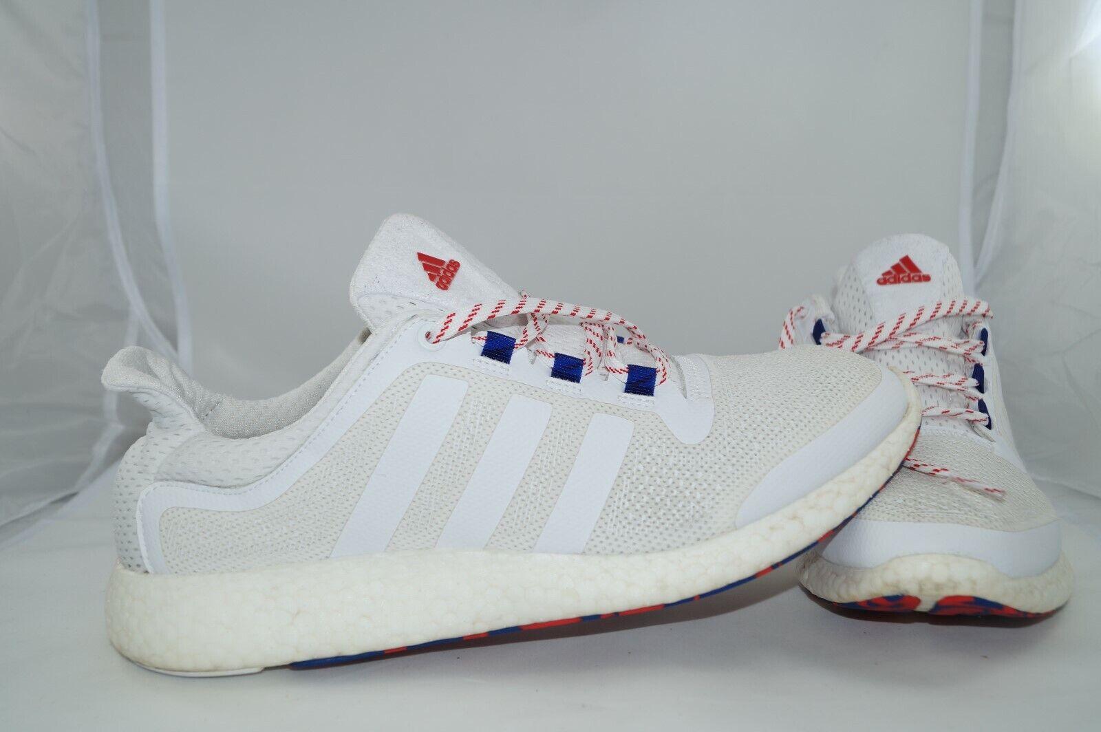 2 12 Us 46 Boost 3 Weiß Adidas Pure 2 S81737 0 Sportschuhe gyYb6f7v