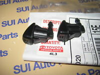 Toyota Sienna Windshield Washer Squirter Nozzles Assembly 2 Toyota 2004-2010