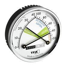 Thermo-Hygrometer TFA perfektes Raumklima, Luftfeuchtigkeit,Temperatur 45.2024