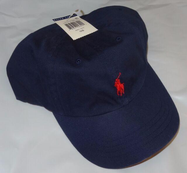 cf1afd241 Polo Ralph Lauren Men Classic Logo Baseball Cap One Size ...