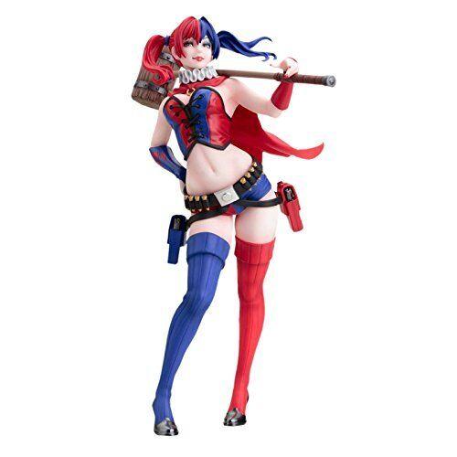 Kotobukiya dc comics harley quinn bishoujo statue (neue 52 - version)