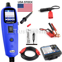 Circuit Tester Lead Acid Electrical System Diagnostic Vgate Pt150 Us Fast Ship