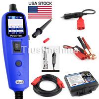Circuit Tester Lead Acid Electrical System Diagnostic Vgate Pt150 Us Fast Ship