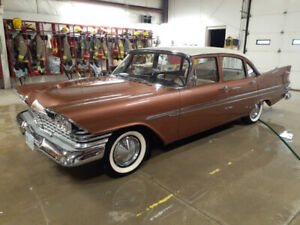 1959 Plymouth Belvedere Canadian Survivor