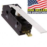Cherry E13-00h Hinge Lever Snap Action 15a Micro Switch, E1300h 0e13-00h