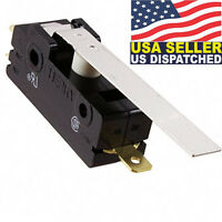 Cherry E13-00h Hinge Lever Snap Action 15a Micro Switch, E1300h 0e13-00h