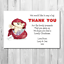 10-PERSONALISED-CHRISTMAS-XMAS-THANK-YOU-FOR-MY-GIFTS-CARD-WITH-ENVELOPES thumbnail 3