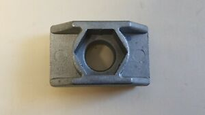 "One, (1), Delta trunnion clamp shoe part 426-02-027-000 LBS-61 14""  20"" bandsaw"