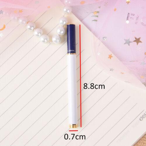 1pc metal fountain pen smoke fountain pen mini fountain pen 0.38mm Random HI