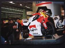 Photo Marlboro Yamaha YZR500 1991 #1 Wayne Rainey (USA)