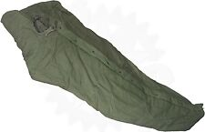 Army Extreme Cold Weather Mummy Sleeping Bag Down & Poly Fill Heavyweight USGI