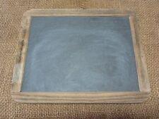 Vintage School Chalkboard > Antique Desk Elementary Chalk Desk Student RARE 6953