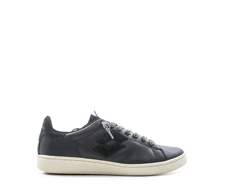 shoes LOTTO LEGGENDA men Sneakers  black  T0813