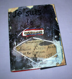 Je Suis le Cahier : The Sketchbooks of Picasso (1986, Hardcover) First Edition