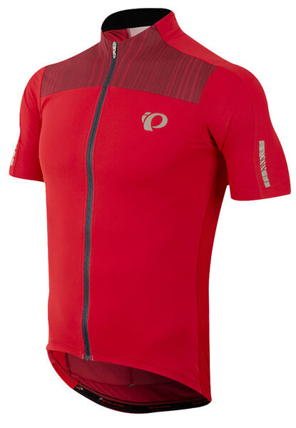 Pearl Izumi 2017 Elite Pursuit Bike Jersey True Pepper ROT/Chili Pepper True Rush - Small 844cf9