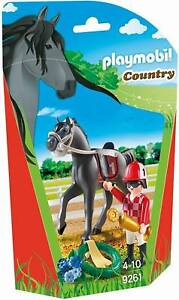 Playmobil 9261 Jockey 4008789092618
