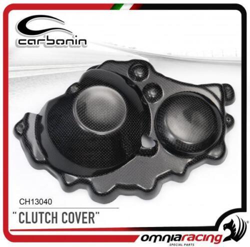 Carbonin Embrayage Protection Housse Fibre de Carbone pour Honda CBR1000RR//ABS 2008 /> 2015