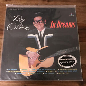 Roy-Orbison-In-Dreams-SLP-18003-200-Gram-Classic-Records-QUIEX-SV-P-Sealed-LP