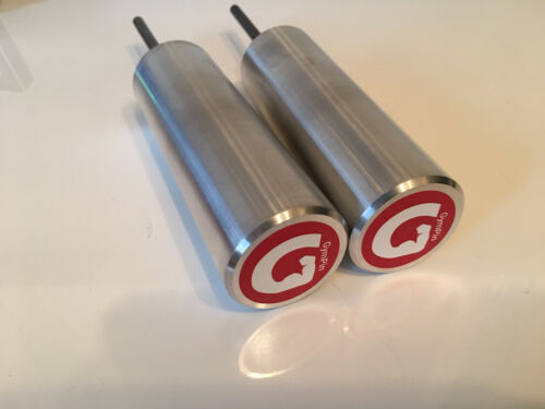 """8mm Cable Stack Extender Pin 2 inch 2x Original 2/"""" GymPin Weight Training"""