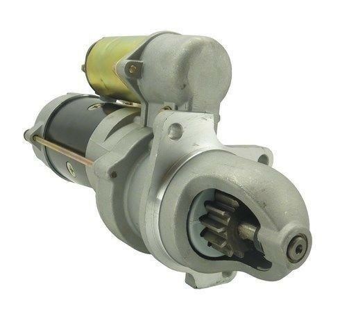 COMPACT EXCAVATOR w// KUBOTA ENGINE NEW STARTER BOBCAT CLARK SKID STEER LOADER