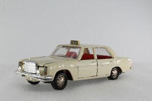A.S.S MÄRKLIN 1/43 1800 RAK 1817 Mercedes MB 250/8 Taxi Elfenbein 1972 Unplayed