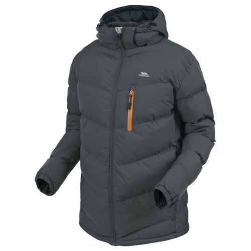 Trespass Da Uomo burrascose pesi massimi Casual Giacca Imbottita Cappotto Invernale Caldo