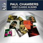Eight Classic Albums by Paul Chambers (CD, Jan-2012, 4 Discs, Real Gone Jazz)