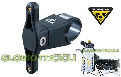 Topeak Attacco Per Portaborraccia Cagemount Tcm01 Abbiamo Vinto L'Elogio Dai Clienti