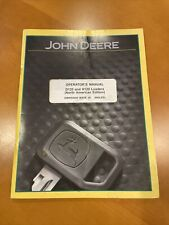 John Deere D120 H120 Farm Loader Operators Manual Omw54640 Issue J0