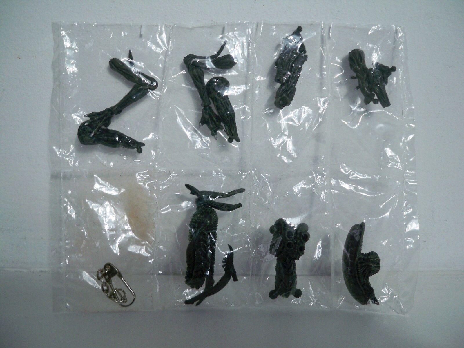 K160481 Alien Vs. Projoator Snap Kit serie 2 Figura De Alien Bolsa Sellada HOT TOYS 2005