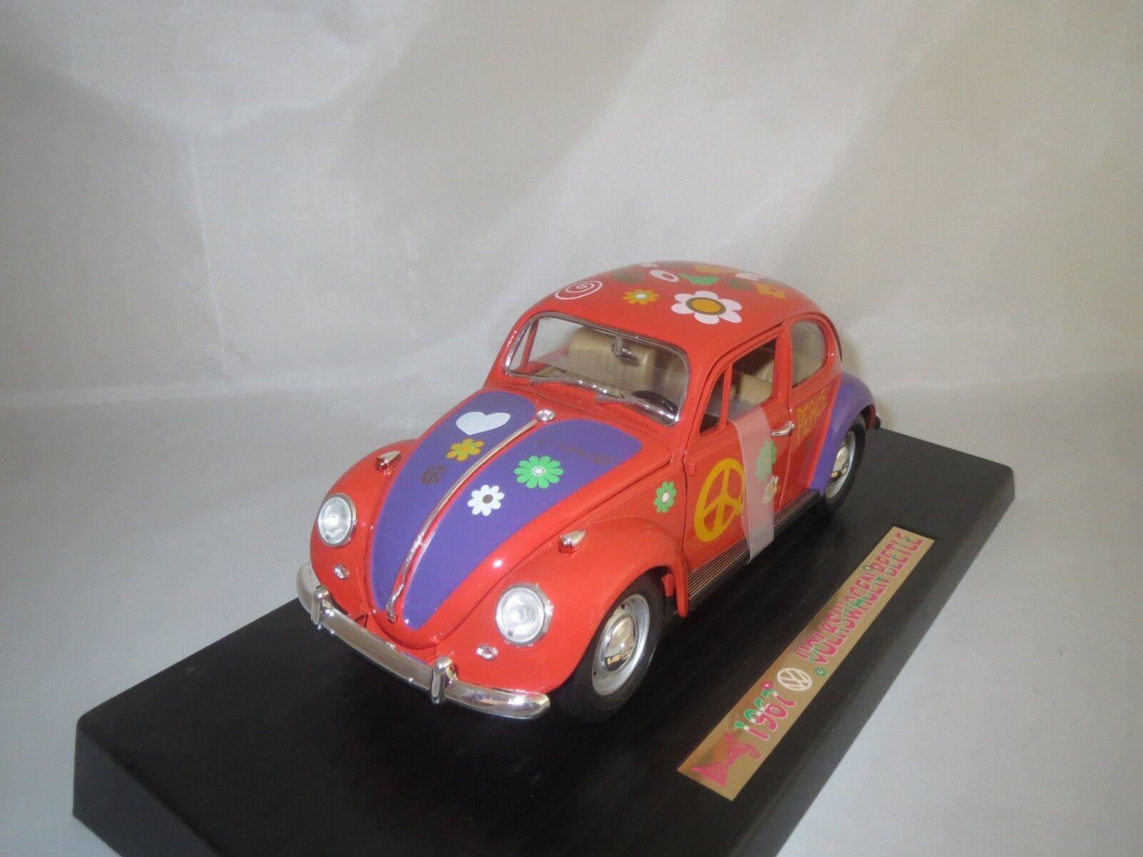 Road Legends  Volkswagen  Beetle   1967   1 18 OVP